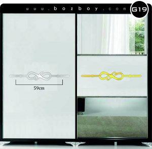 Dekoratif Mobilya Pleksi Ayna G19