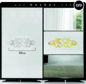Dekoratif Mobilya Pleksi Ayna G9
