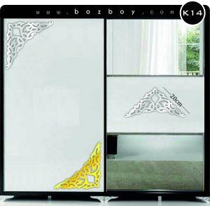 Mobilya Ayna Pleksi Desen K14