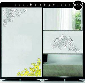 Mobilya Ayna Pleksi Desen K16