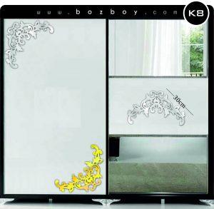 Dekoratif Pleksi Ayna Mobilya K8